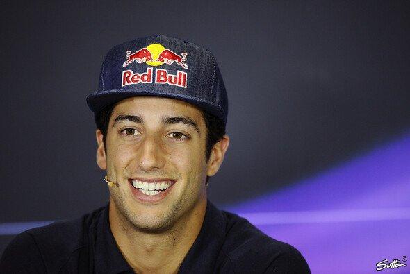 Daniel Ricciardo fährt künftig für Red Bull - Foto: Sutton