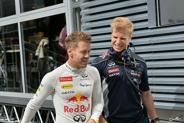 Vettel und Huovinen gehen getrennte Wege
