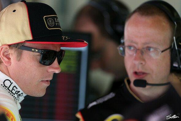 Mark Slade gilt als enger Vertrauter von Räikkönen