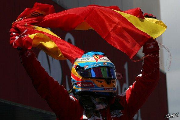 Kann Fernando Alonso beim Heimrennen seinen Vorjahrestriumph wiederholen?