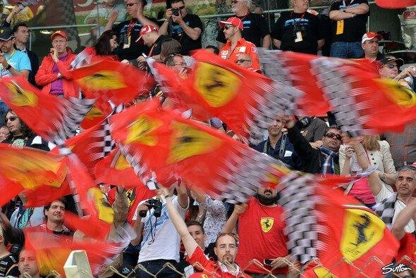 Ferrari-Fans werden bei der Scuderia voll integriert