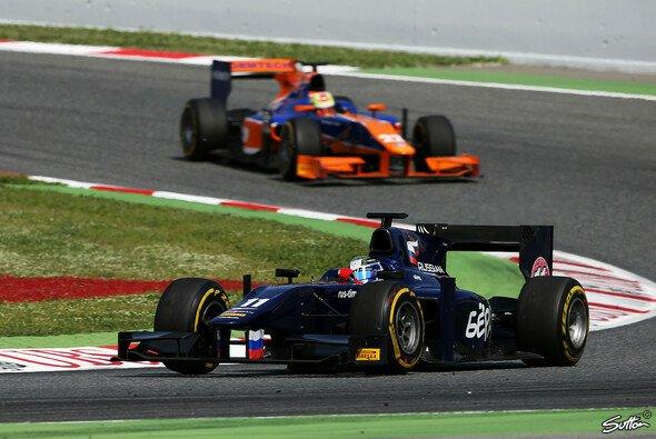 Sam Bird fuhr in Silverstone zum Sieg