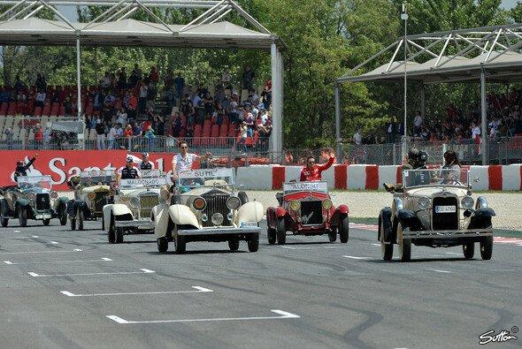 Fans und Fahrer freuen sich auf den Spanien GP
