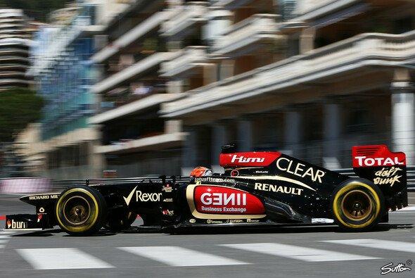 Lotus steigt erst beim zweiten Saisontest in Bahrain ein - Foto: Sutton