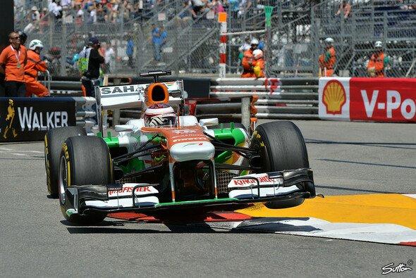 Force India ist erneut ein heißer Kandidat auf Punkte - Foto: Sutton