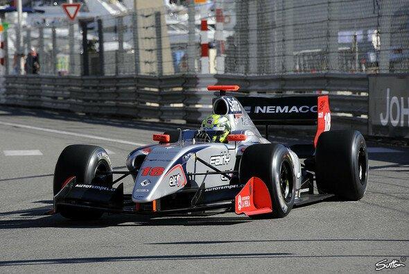 Nico Müller holte seine erste Pole Position