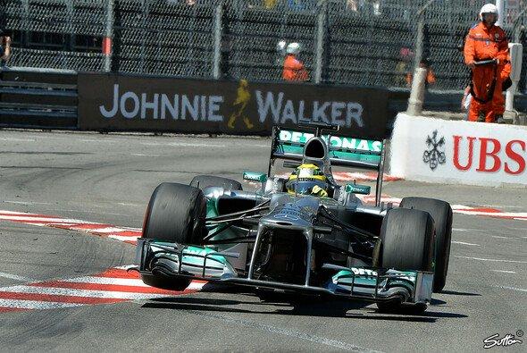 Rosberg gewinnt zum ersten Mal in Monaco