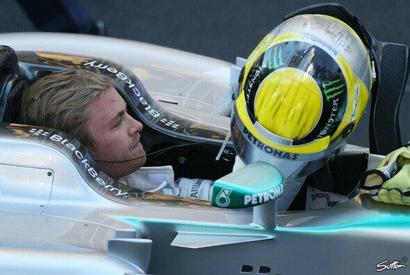 Im gelben Helm in Monaco gewinnen: Das kann Rosberg nun von seiner To-do-Liste streichen