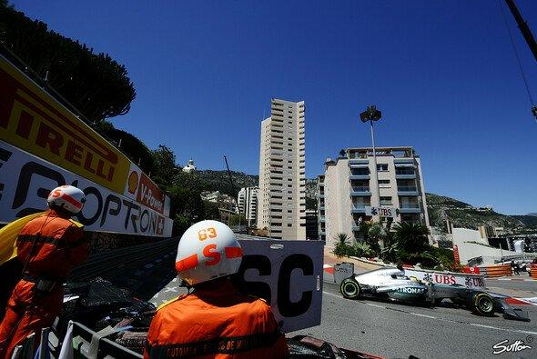 Nico Rosbergs Sieg in Monaco steht im Schatten der des Pirelli-Tests von Mercedes
