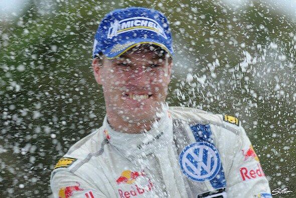 Jari-Matti Latvala ist in vielerlei Hinsicht der Sieger in Griechenland - Foto: Sutton