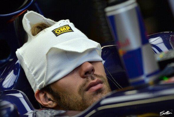 Von wegen Schlafmütze: Jean-Eric Vergne hat derzeit alle Gründe, sich die Punktetabelle anzuschauen