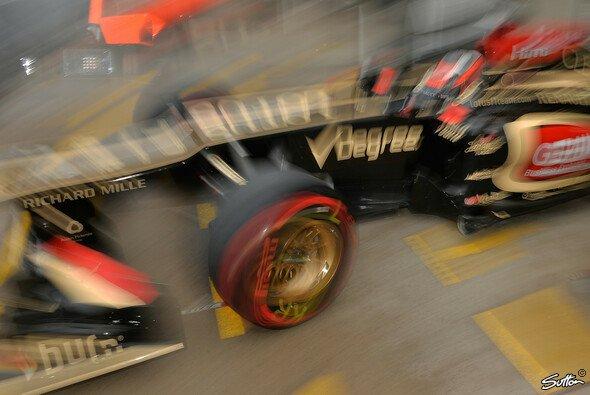 Lotus ist nicht zufrieden mit Pirellis Reifen-Auswahl