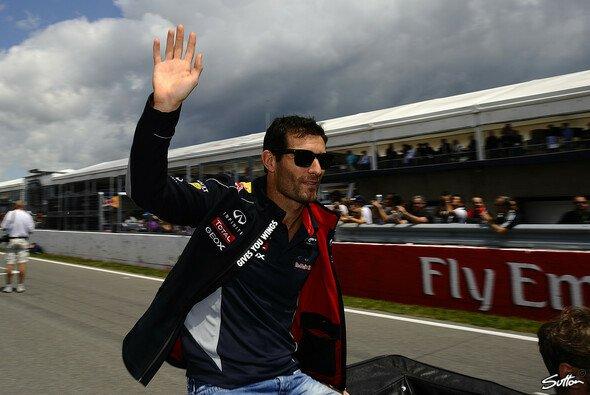 Mark Webber wird für 2014 Porsche fahren