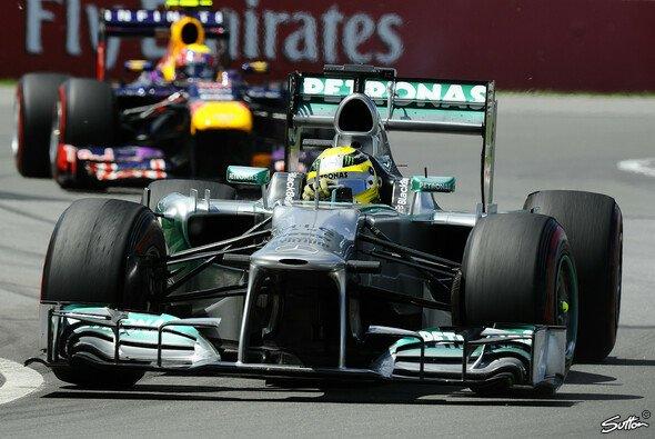Bei Nico Rosberg wurde nicht das Optimum herausgeholt, bemängelt Brawn
