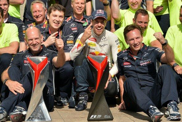 Sebastian Vettel feierte den Sieg in Kanada beim Rolling Stones-Konzert