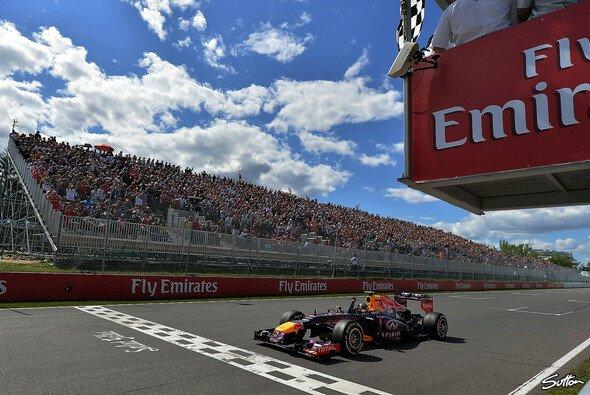 Sebastian Vettel verzichtete auf die schnellste Runde des Rennens