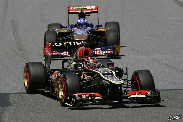 Kimi Räikkönen freut sich auf Silverstone - Foto: Sutton