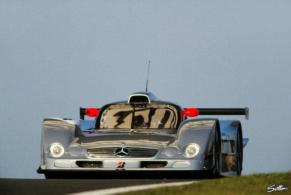 Ende der Neunziger startete Webber schon einmal in Le Mans
