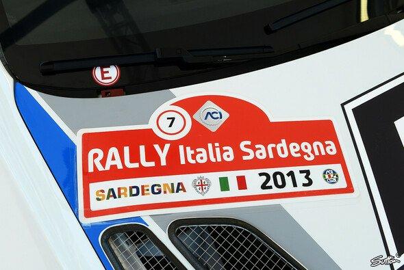 Die Rallye Sardinien verlässt Olbia