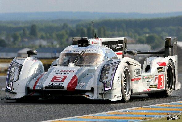 Audi siegte 2013 bei den 24 Stunden von Le Mans