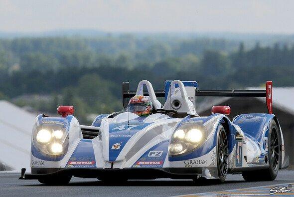 Der asiatische KCMG-Morgan bei den 24 Stunden von Le Mans 2013