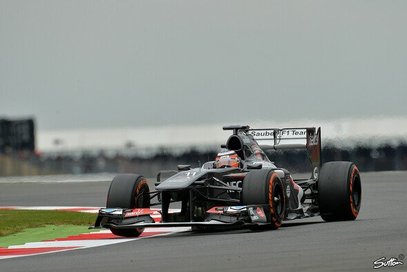 Der Nürburgring ist für beide Sauber-Piloten im Formel-1-Wagen Neuland - Foto: Sutton