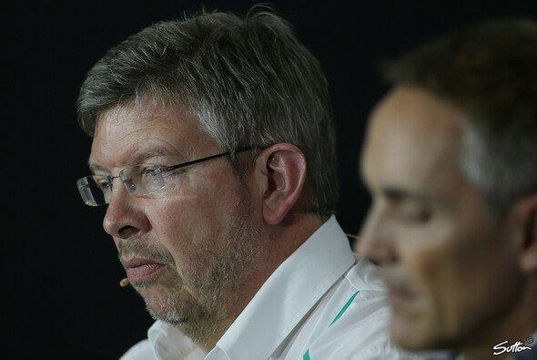 Ersetzt Ross Brawn Martin Whitmarsh bei McLaren?