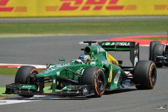 Caterham möchte am Nürburgring einen weiteren Schritt nach vorne machen - Foto: Sutton