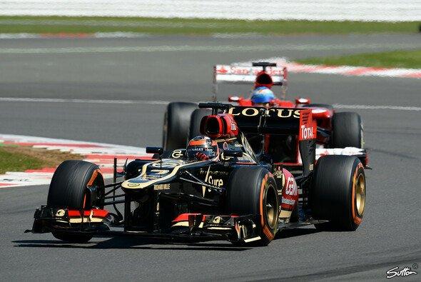 Ferraris Fahrerpaarung birgt Konfliktpotential