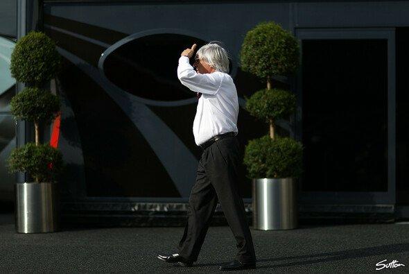 Bernie Ecclestone will von Bestechung nichts wissen