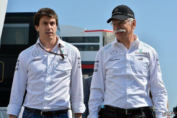 Bei Mercedes drückt der Mutterkonzern ohnehin auf die Kostenbremse
