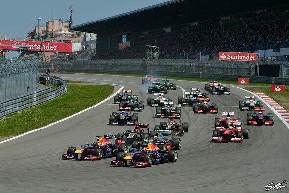Die Formel 1 fährt 2020 erstmals seit sieben Jahren wieder auf dem Nürburgring - Foto: Sutton