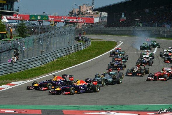 Die Formel 1 soll wieder jährlich am Nürburgring ausgetragen werden