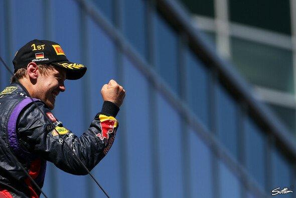 Sebastian Vettel - Beruf: Fluch-Bezwinger und Weltmeister
