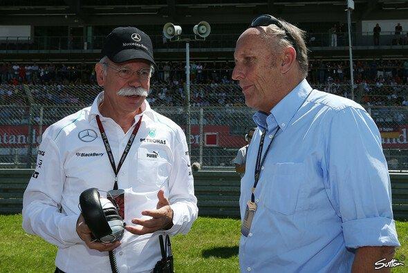 Stuck: Formel 1 muss attraktiver für den Fan werden - Foto: Sutton
