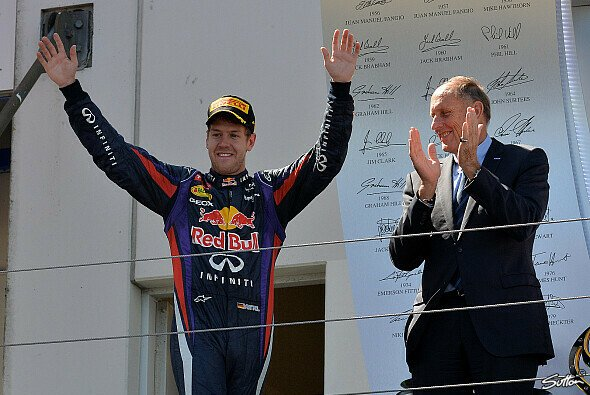 Hans-Joachim Stuck hält Sebastian Vettel für noch akribischer als Michael Schumacher