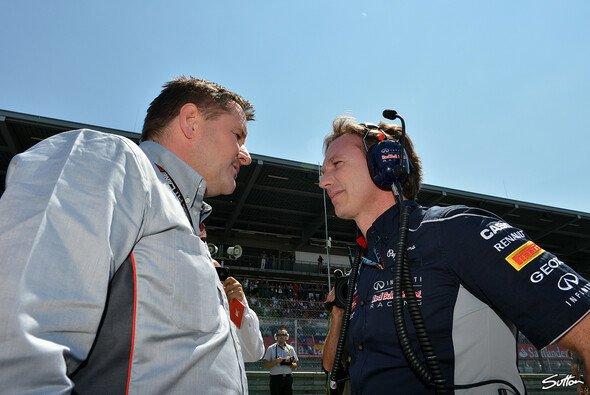 Jetzt will auch Red Bull einen Reifen-Test - Foto: Sutton