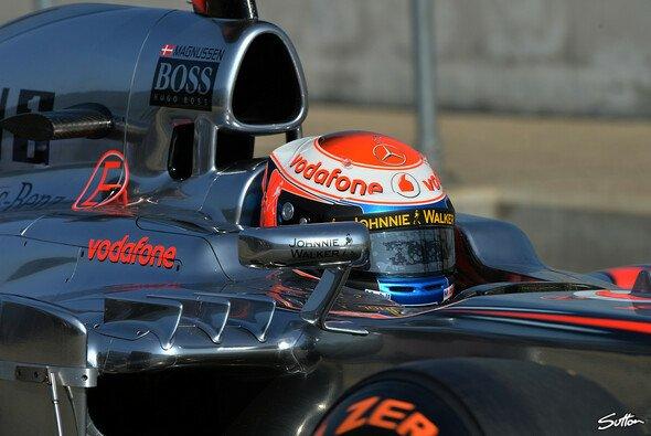 Ist Kevin Magnussen wirklich gut genug für McLaren? - Foto: Sutton