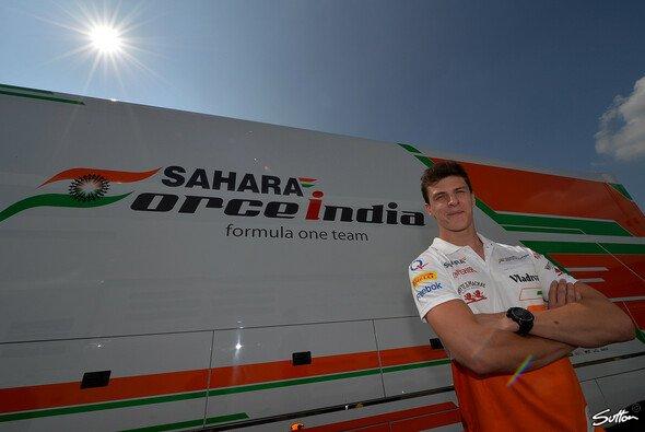 James Calado könnte bei Force India anheuern - Foto: Sutton