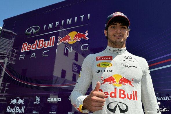 Carlos Sainz Jr. sieht sich erst in zwei Jahren in der Königsklasse des Motorsports