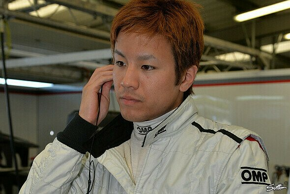 Kimiya Sato wechselt in die GP2