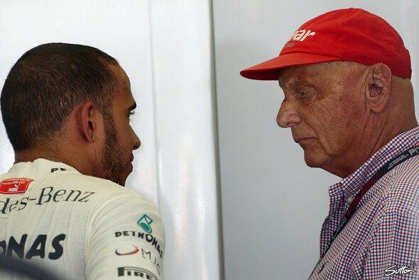 Laut Lauda hat sich Hamilton wieder beruhigt