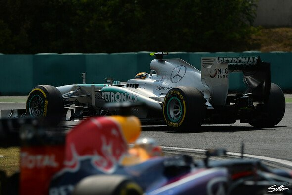 Red Bull hat Mercedes im Visier