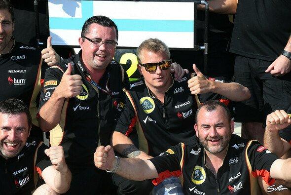 Boullier ist überzeugt, dass Räikkönen bleibt - Foto: Sutton