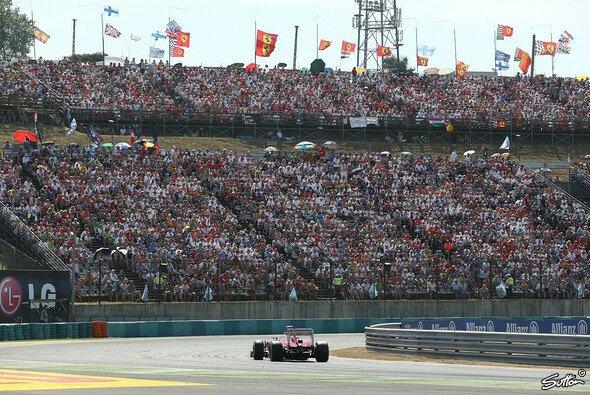 In der Formel 1 zählt Ungarn bereits zu den großen Klassikern - Foto: Sutton