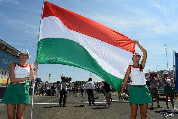 Der Ungarn GP ist stets ein heißes Rennen - Foto: Sutton