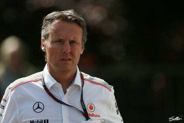 Sam Michael würde McLaren gerne wieder siegen sehen