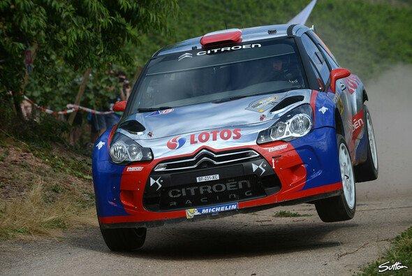 Robert Kubica kann sich einen Verbleib in der Rallye-WM vorstellen