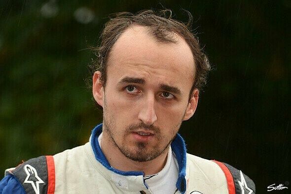 Nach seinem schweren Unfall startete Kubica eine zweite Karriere als Rallyepilot