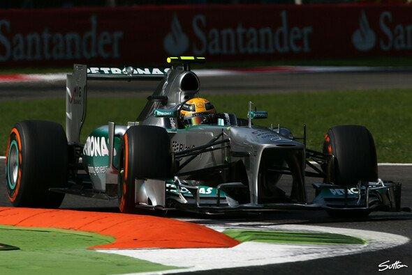 Fans jubeln: Hamilton mit Bestzeit in Monza
